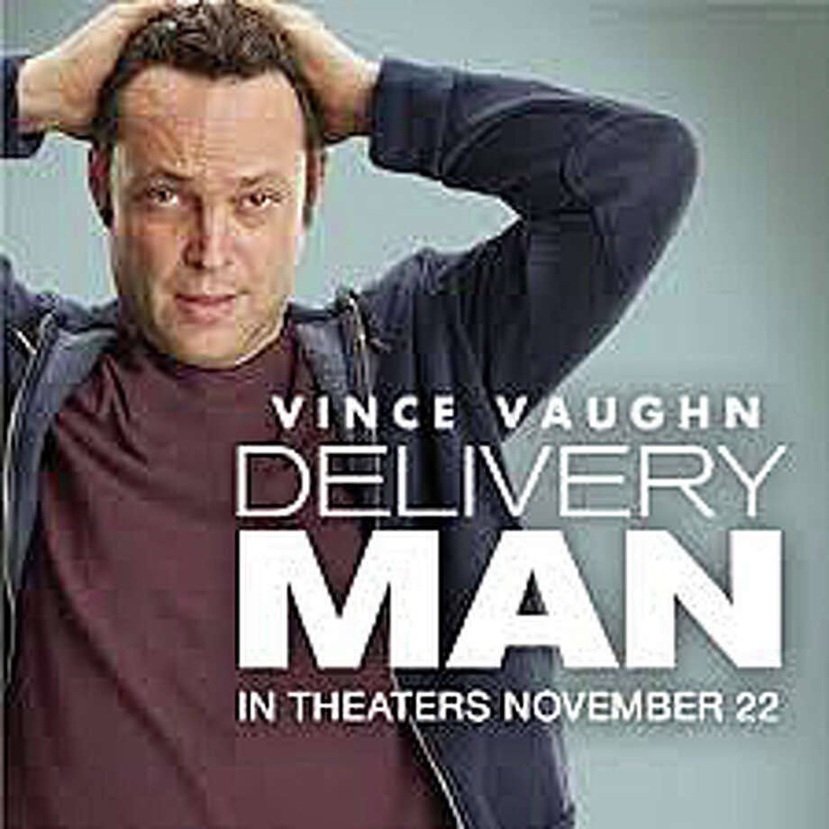 "The Friday Night Feature at the Darien Library is ""Delivery Man"" starring Vince Vaughn. The comedy is about an aging slacker and former sperm donor who discovers that he is the biological father of 533 children. Find out more.  Photo: Contributed Photo / Westport News contributed"