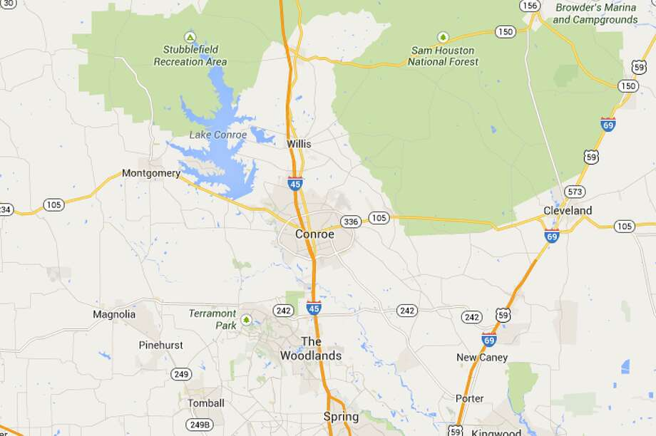 ConroeWhere it is: About 40 miles north of downtown Houston on I-45, between The Woodlands and Huntsville.