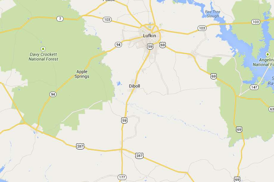 DibollWhere it is: About 10 miles south of Lufkin on I-59.