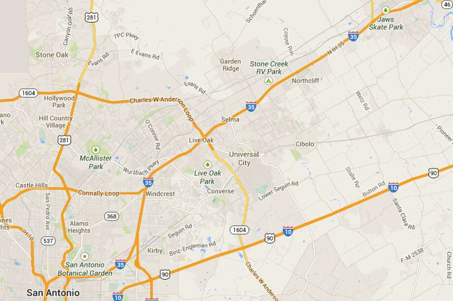 SelmaWhere it is: About 20 miles northeast of downtown San Antonio on I-35.