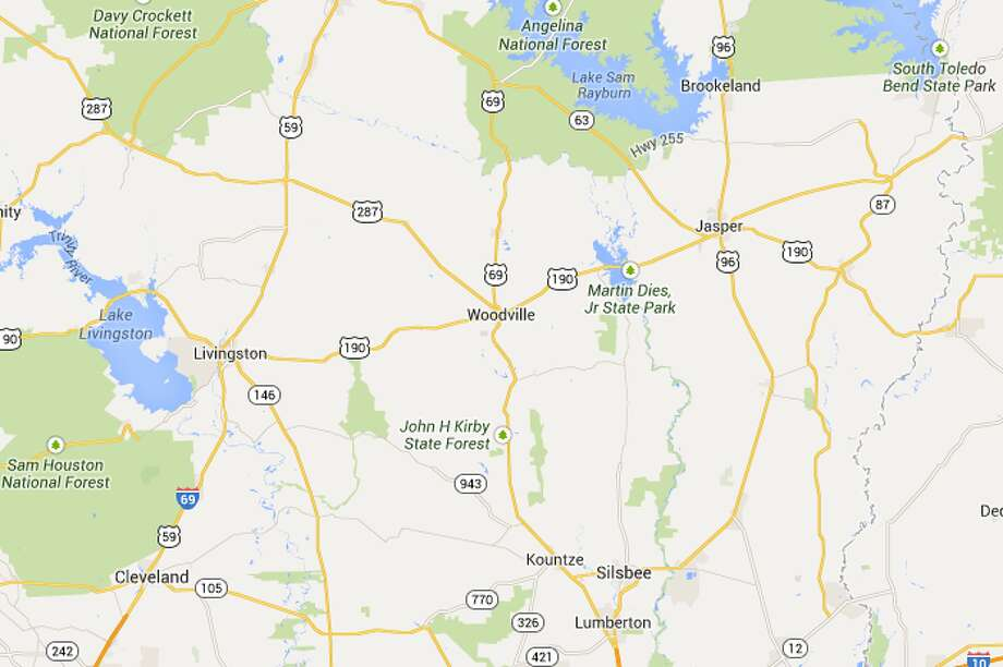 WoodvilleWhere it is: About halfway between Port Arthur and Lufkin on US-69.