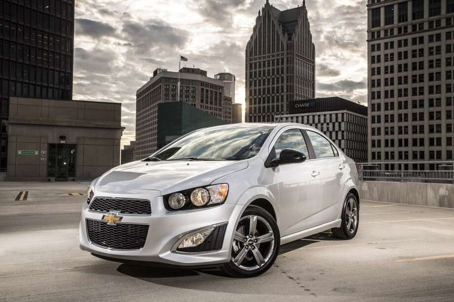 5. Chevrolet cars 46 reported stolen in Houston in November 2013. Photo: Mueller/Chevrolet