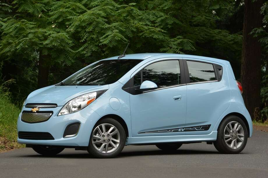 Chevrolet SparkStarting at $12,170