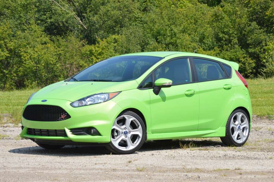 The 2014 Ford Fiesta STSource: Automobile Magazine