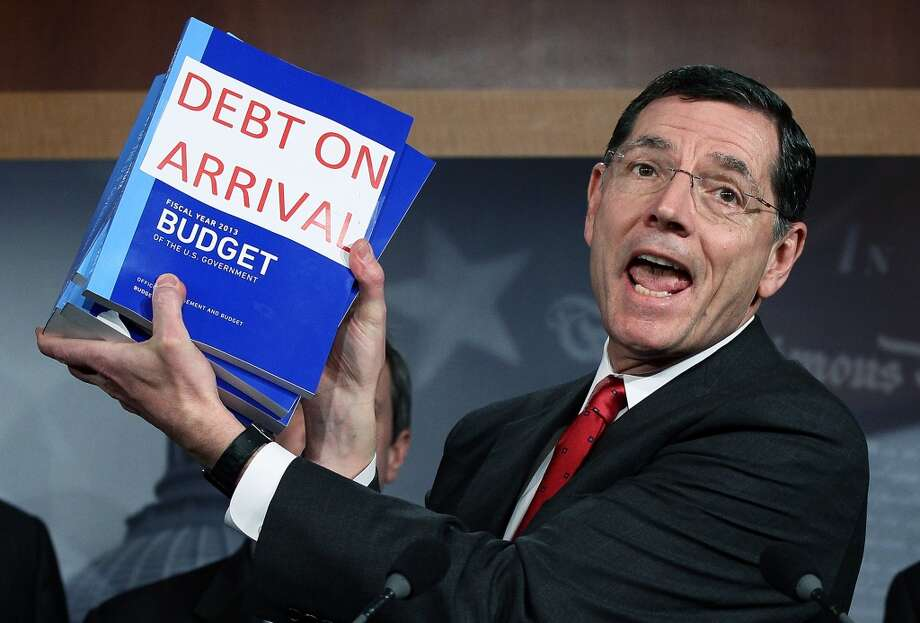 7. John Barrasso, R-Wyo.   Amount received: $303,900 Photo: Win McNamee, Getty Images