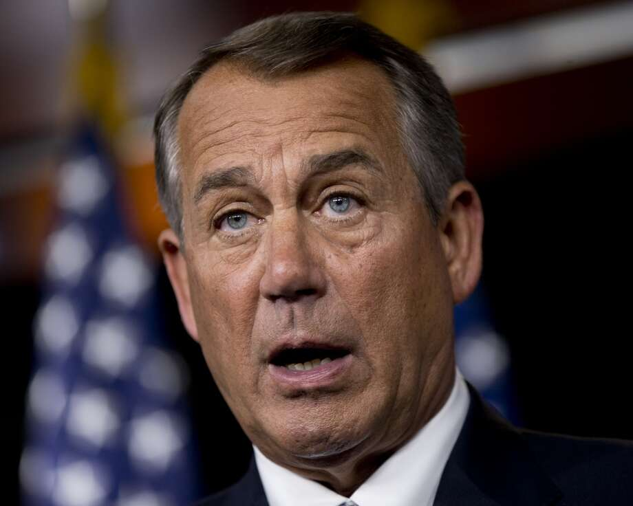 5. House Speaker John Boehner, R-Ohio  Amount received: $314,700 Photo: J. Scott Applewhite, Associated Press