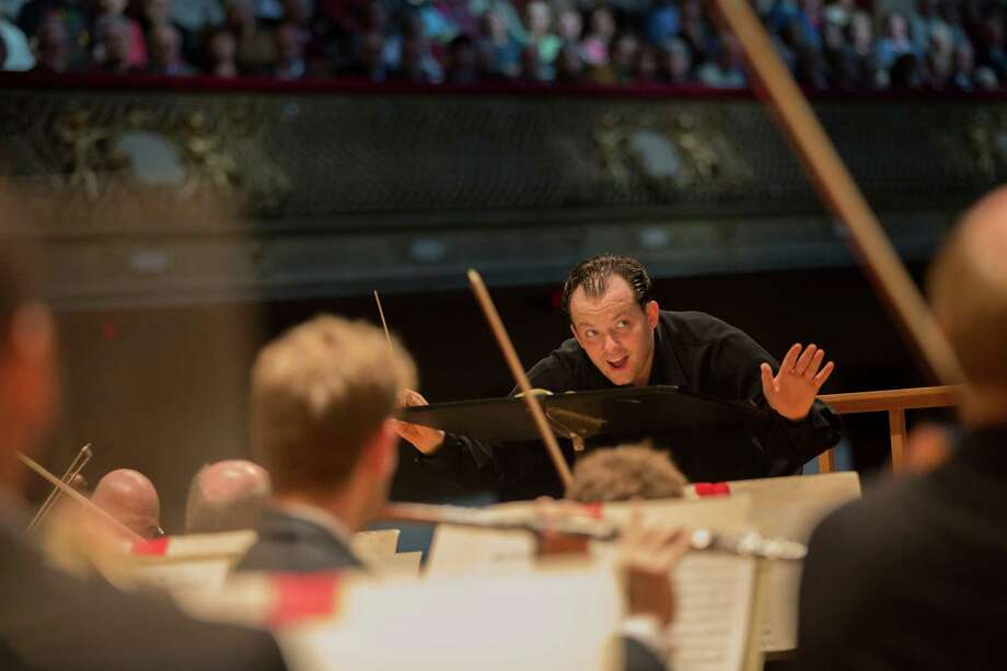 Andris Nelsons leads the BSO at Symphony Hall. (Photo: Marco Borggreve for Boston Symphony Orchestra) Photo: MarcoBorggreve / www.marcoborggreve.com