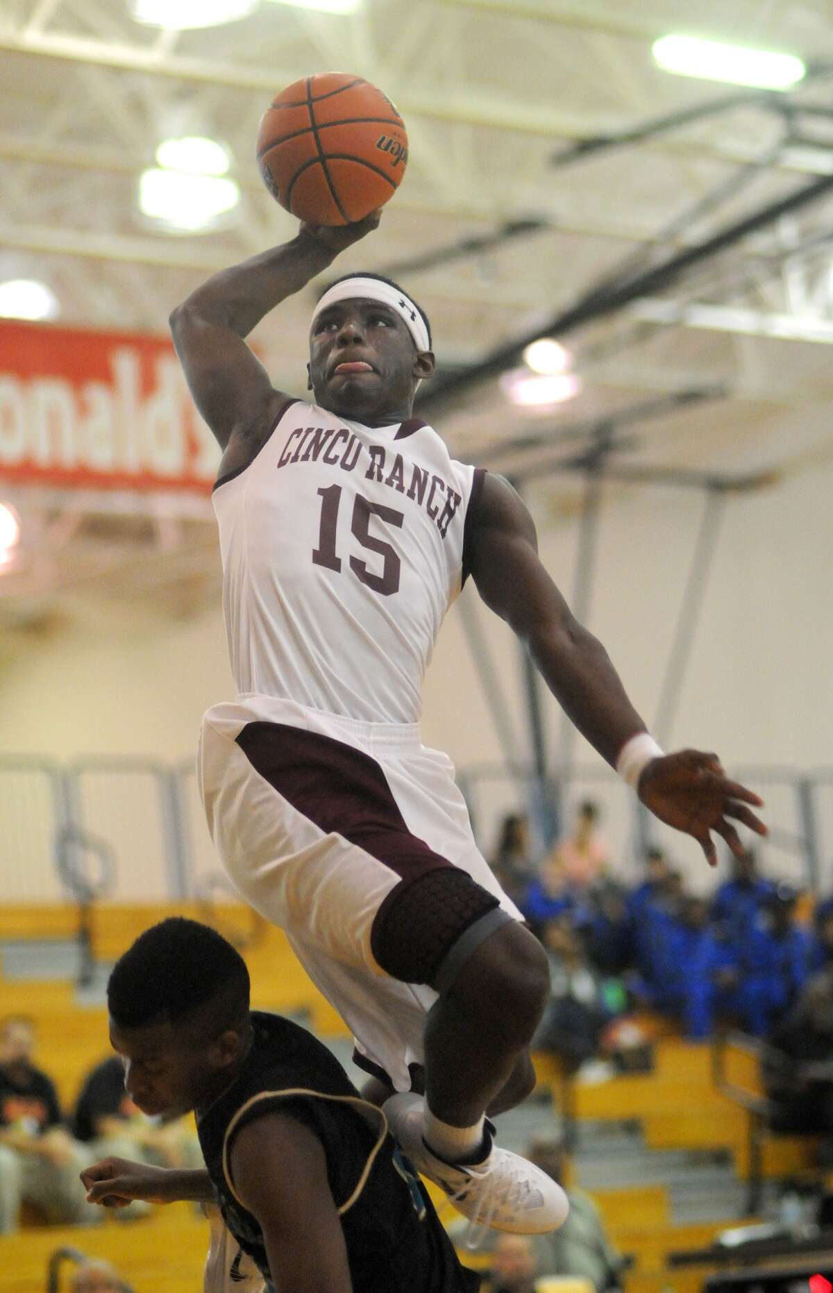 Everett Jenkins is among the solid cast of returnees for Cinco Ranch this season.