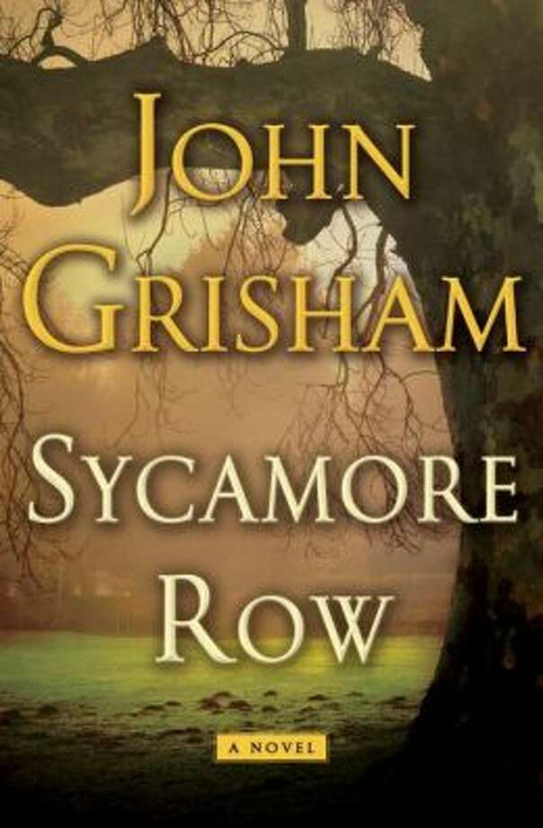 """Sycamore Row"" by John Grisham Photo: Xx"