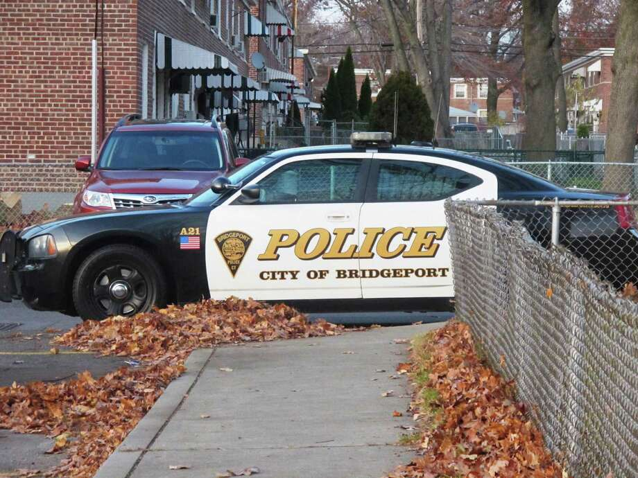 Bridgeport police were in Success Village in the eastern part of the city earlier this week. After a spike in car break-ins in the area, police are giving out tips to help people avoid thefts. Photo: Wes Duplantier / Connecticut Post