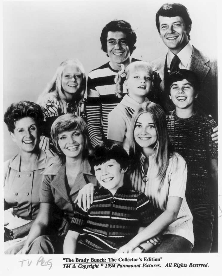 """""""The Brady Bunch"""" is one of the most famous blended families in television history. / handout photo"""