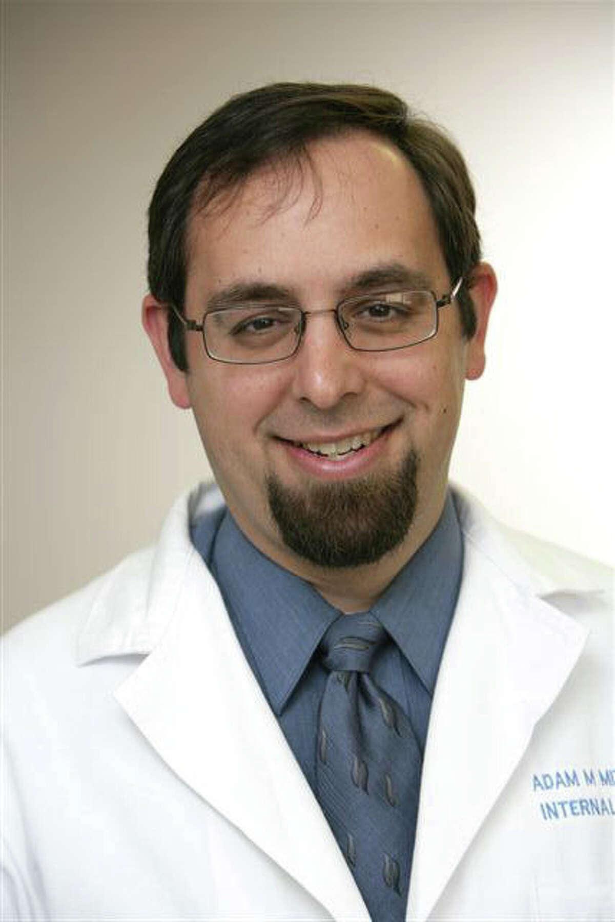 Dr. Adam Mitchell