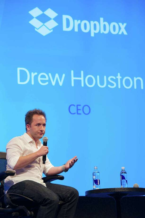 Drew Houston, chief executive officer and co-founder of Dropbox, another potential IPO star. Photo: David Paul Morris / Bloomberg / © 2013 Bloomberg Finance LP