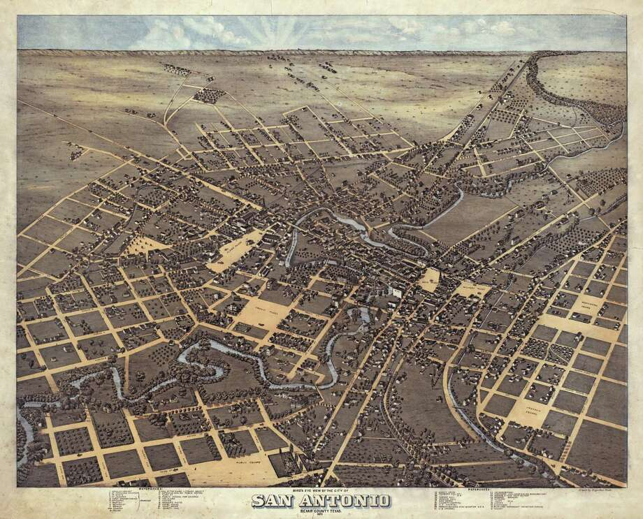 San Antonio, 1873