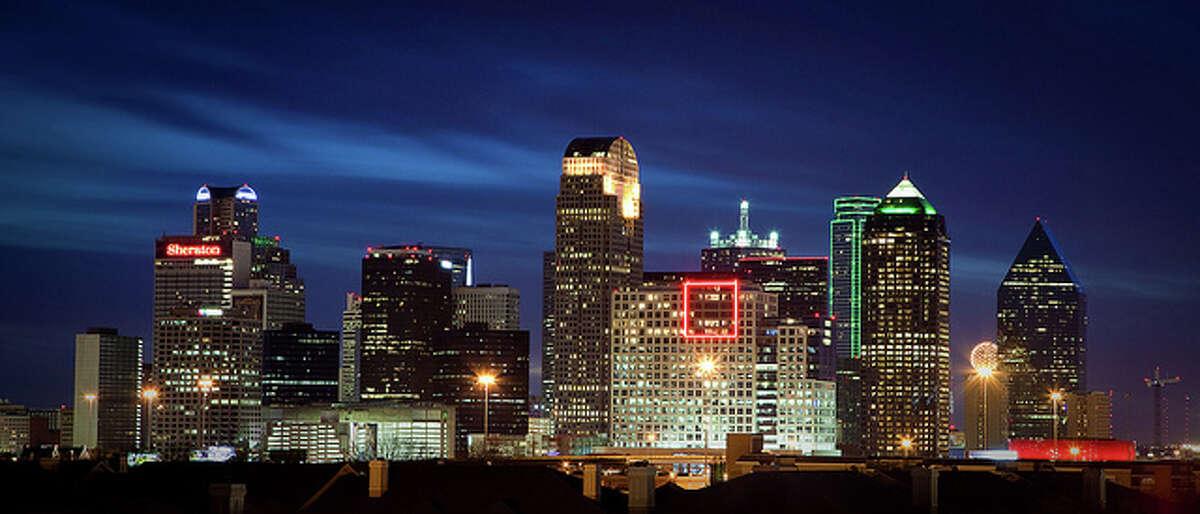 Dallas-Fort Worth (#26)