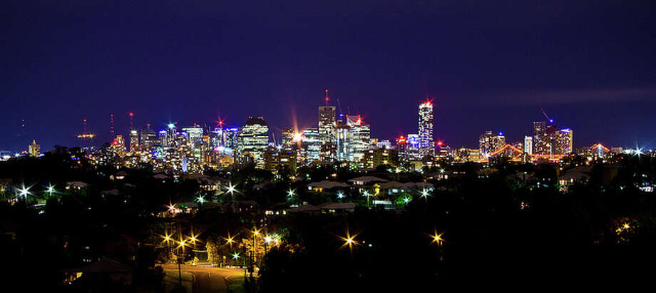 Brisbane by night_ by rgs_.  See the original photo at http://www.flickr.com/photos/rgs_/5125106393/ Flickr/creative commons license Photo: Régis Matthey / Rgs_, Flickr / © Régis Matthey 2010
