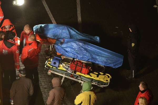 51 dead in grocery roof collapse in Latvia - ExpressNews com