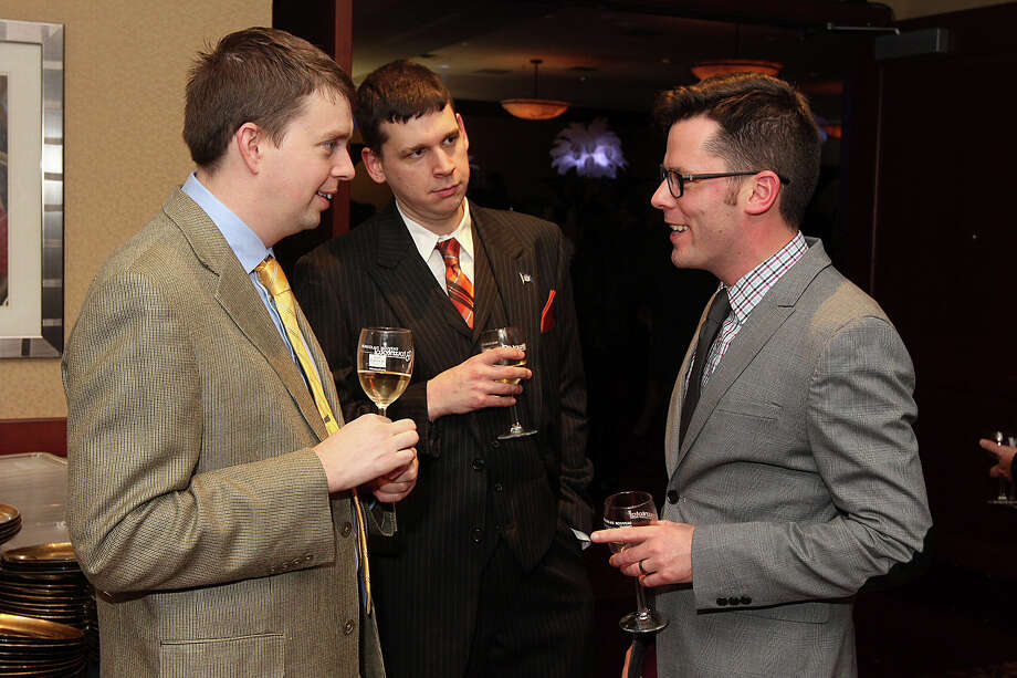 Were you Seen at the 19th Annual Beaujolais Nouveau Wine Celebration to benefit The AIDS Council of Northeastern New York at the Hilton Garden Inn in Troy on Friday, Nov. 22, 2013? Photo: Joe Putrock, Joe Putrock/Special To The Times Union / (c) Joe Putrock 2013