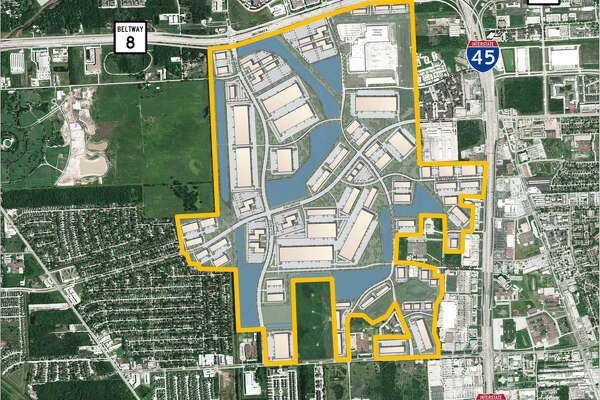 Deal of the Week: 1 million square feet of space