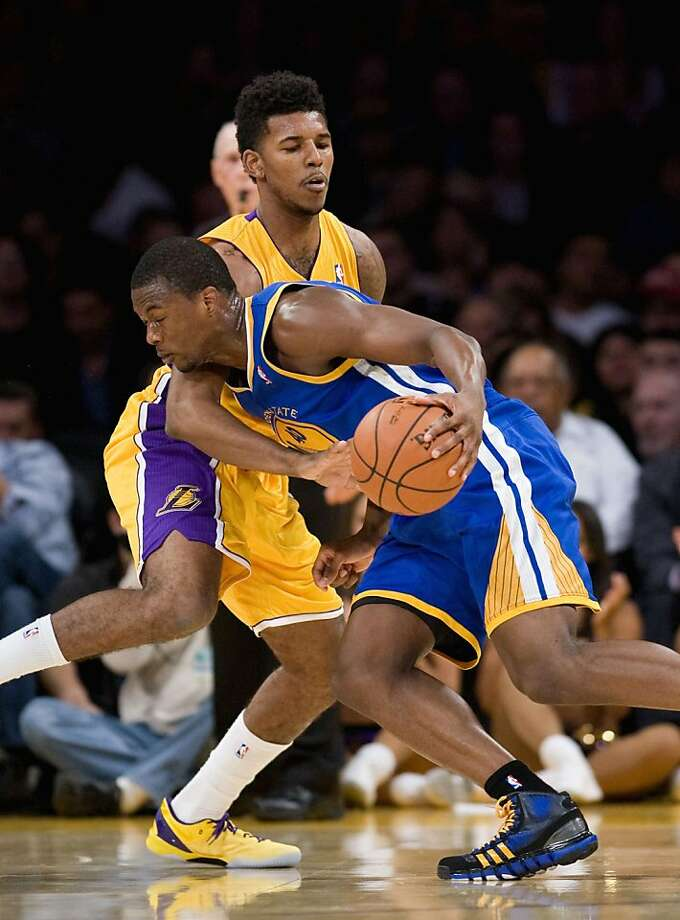 Nick Young had 21 points for the Lakers, whose bench dominated. Photo: Rose Palmisano, McClatchy-Tribune News Service