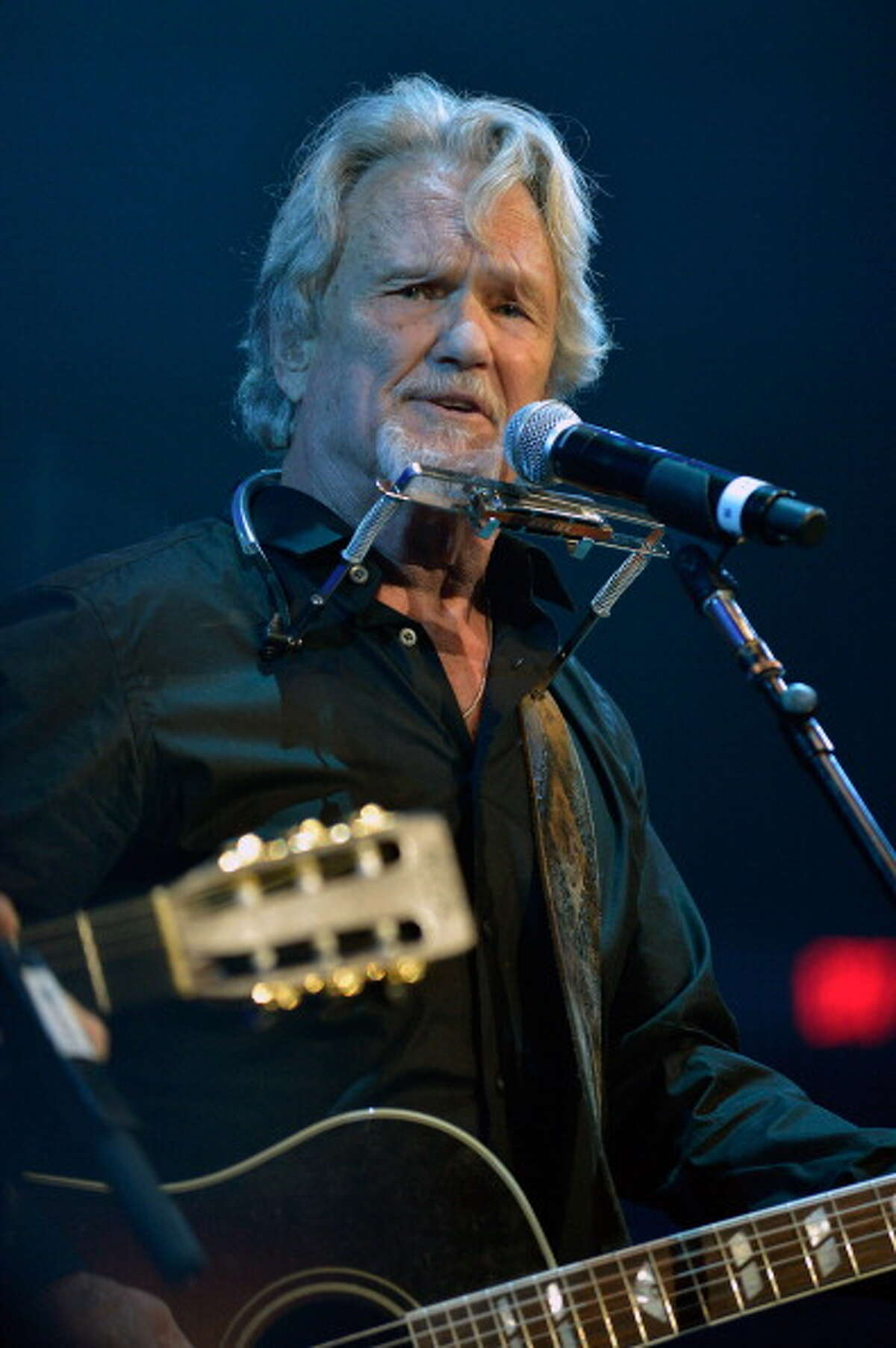 Kris Kristofferson will play the Tobin Center for the Performing Arts on Oct. 8.