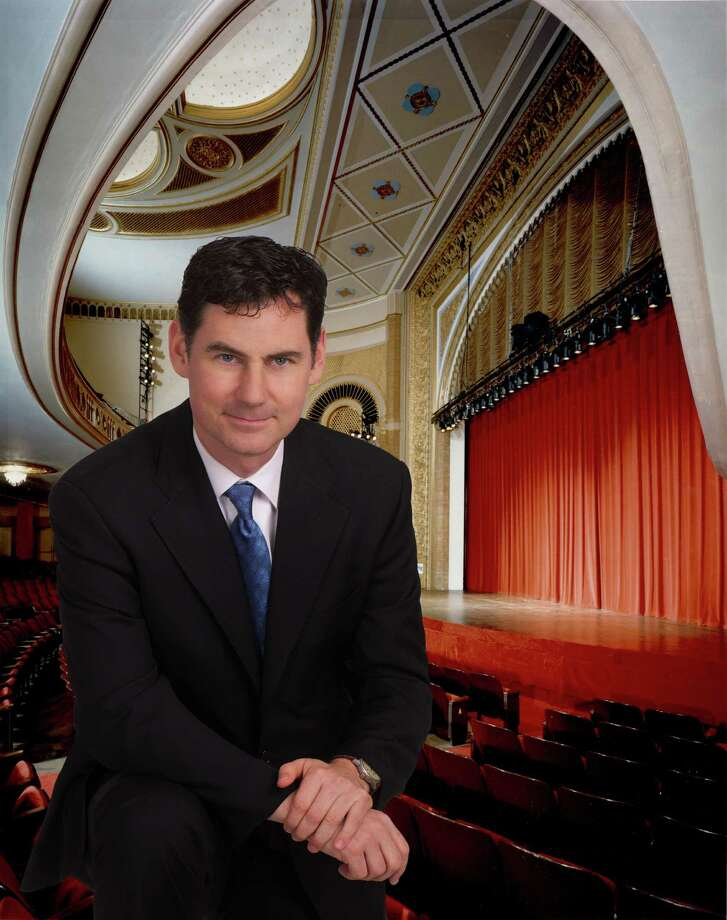 B.T. McNicholl has been named the new artistic director of the Stamford Center for the Arts which manages the Palace Theatre along with the Rich Forum. Photo: Contributed Photo / Stamford Advocate Contributed