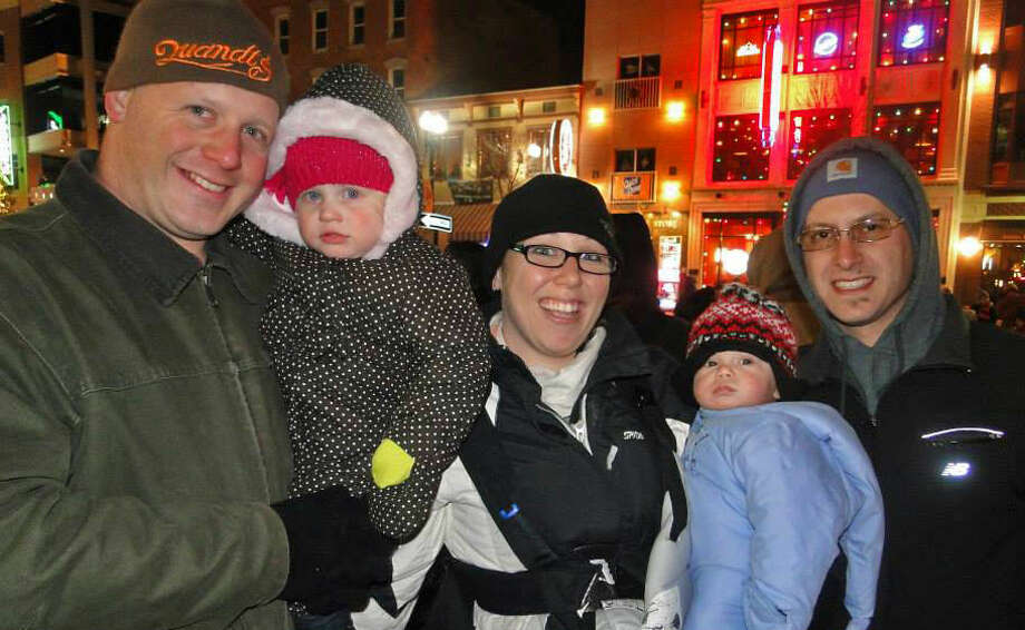 Were you Seen at the 46th Annual Gazette Holiday Parade in downtown Schenectady on Saturday, Nov. 23, 2013? Photo: Rachel Bahor