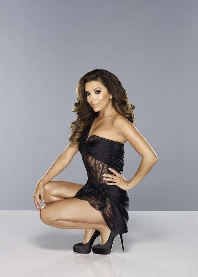 "DESPERATE HOUSEWIVES - ABC's ""Desperate Housewives"" stars Eva Longoria as Gabrielle Solis. (ABC/MATTHEW ROLSTON) Photo: Matthew Rolston, ABC"