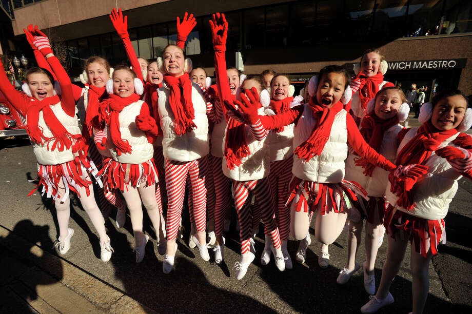 The UBS Parade Spectacular took place in downtown Stamford, Conn., on Sunday, Nov. 24, 2013. Photo: Jason Rearick / Stamford Advocate