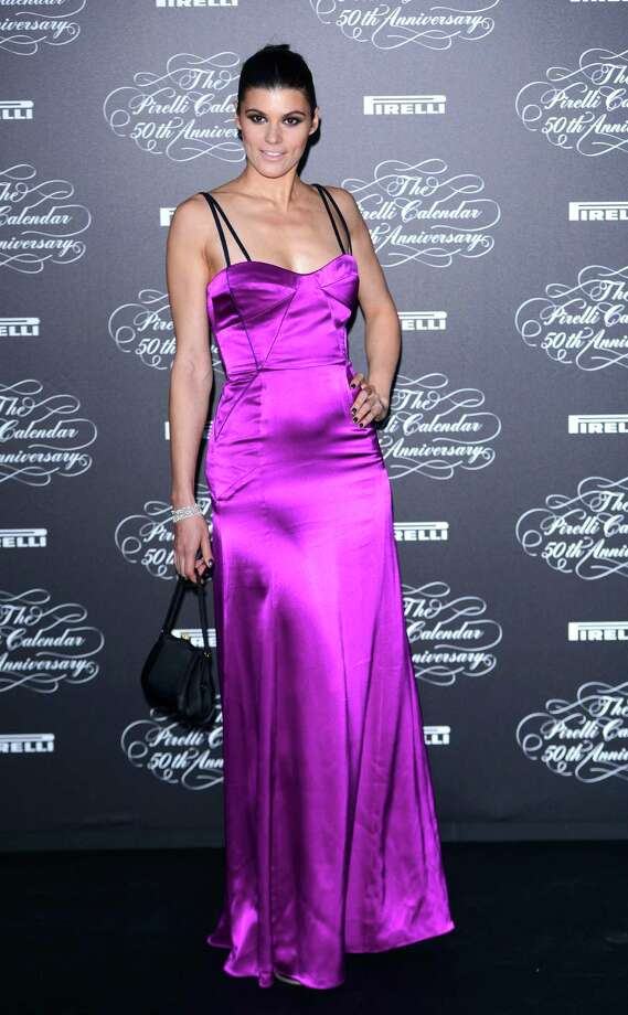 Summer Rayne Oakes arrives for Pirelli's 50th anniversary Gala dinner held at HangarBicocca on November 21, 2013 in Milan, Italy. Photo: Karwai Tang, Getty Images / 2013 Karwai Tang