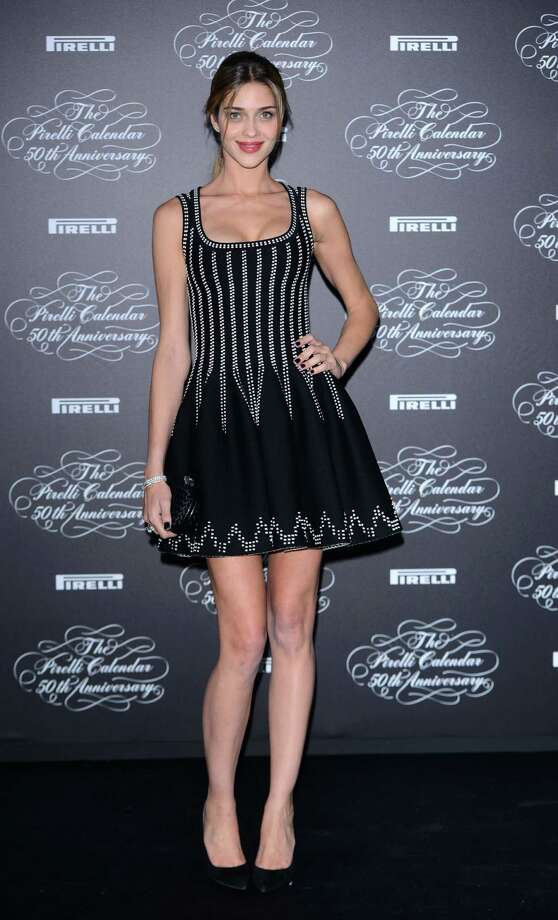 Ana Beatriz Barros arrives for Pirelli's 50th anniversary Gala dinner held at HangarBicocca on November 21, 2013 in Milan, Italy. Photo: Karwai Tang, Getty Images / 2013 Karwai Tang
