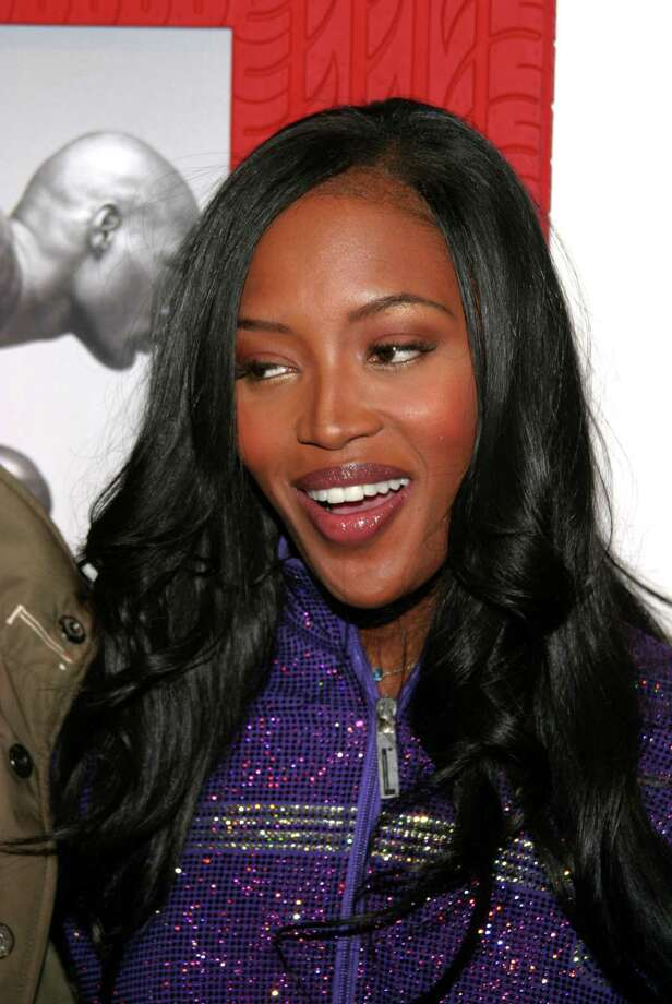 Naomi Campbell during PIRELLI Presents the 2005 Calendar and the New P Zero Fashion Collection at Tony Shafrazi Gallery in New York City, New York, United States.  Photo: Harold Cook, Getty Images / FilmMagic
