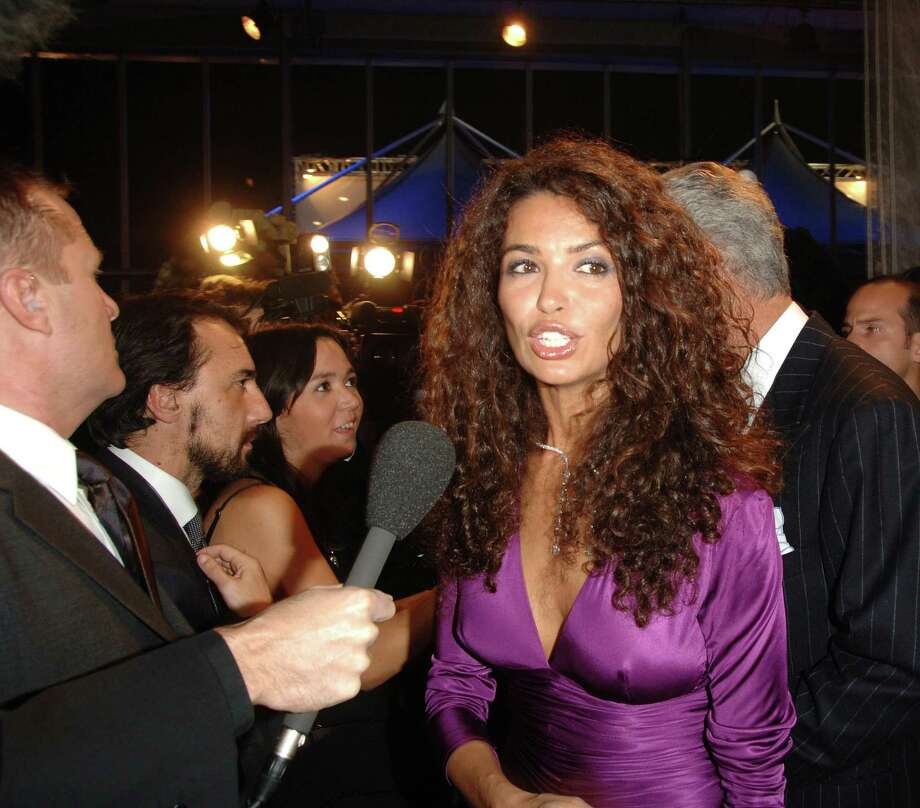 Afef Jnifen during 2007 Pirelli Calendar Launch - Cocktail Reception and Gala Dinner at Battersea Evolution in London, Great Britain. Photo: Jon Furniss, Getty Images / WireImage