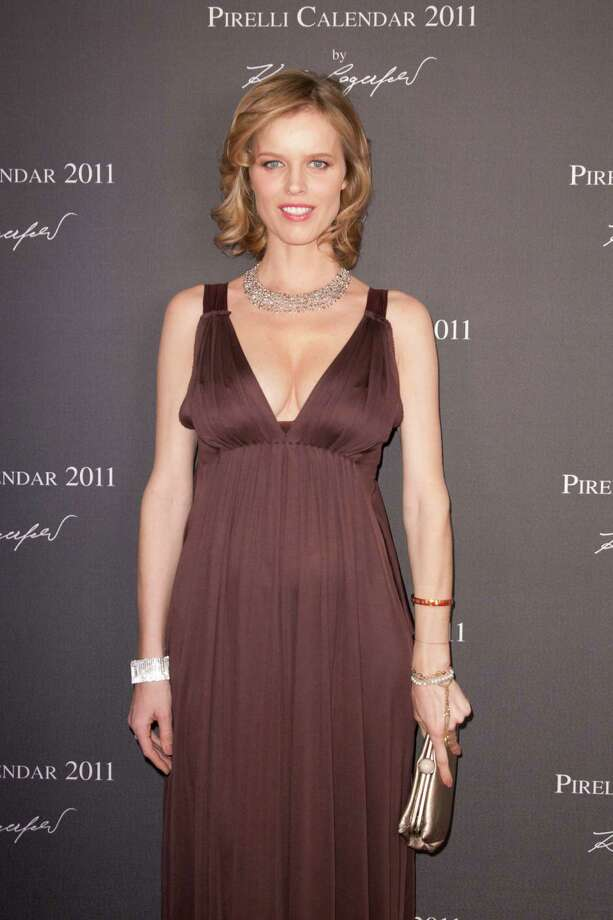 Eva Herzigova attends the launch of the 2011 Pirelli Calendar on November 30, 2010 in Moscow, Russia. Photo: Victor Boyko, Getty Images / 2010 Victor Boyko