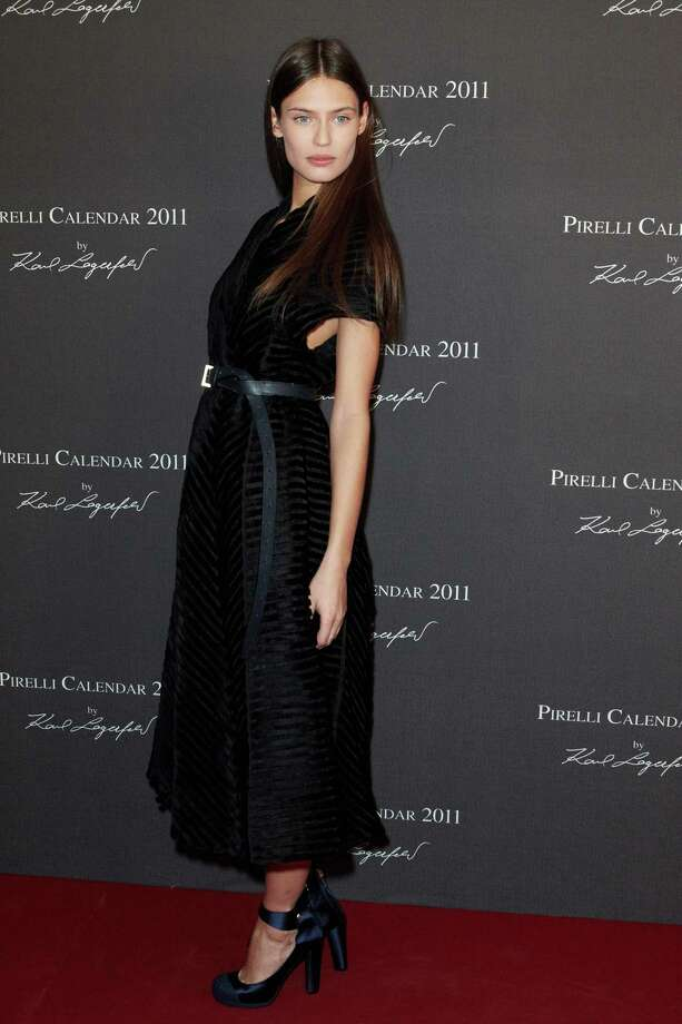 Actress Bianca Balti attends the launch of the 2011 Pirelli Calendar on November 30, 2010 in Moscow, Russia. Photo: Oleg Nikishin, Getty Images / 2010 Getty Images