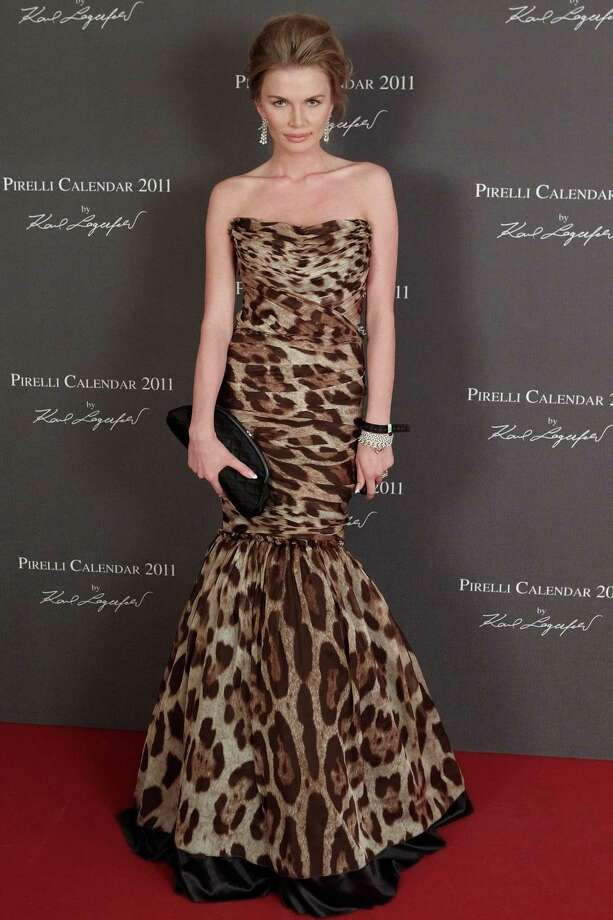 Katarina Konks attends the launch of the 2011 Pirelli Calendar on November 30, 2010 in Moscow, Russia. Photo: Oleg Nikishin, Getty Images / 2010 Getty Images