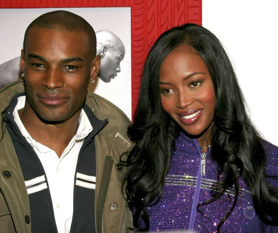 Tyson Beckford and Naomi Campbell  Photo: Harold Cook, Getty Images / FilmMagic