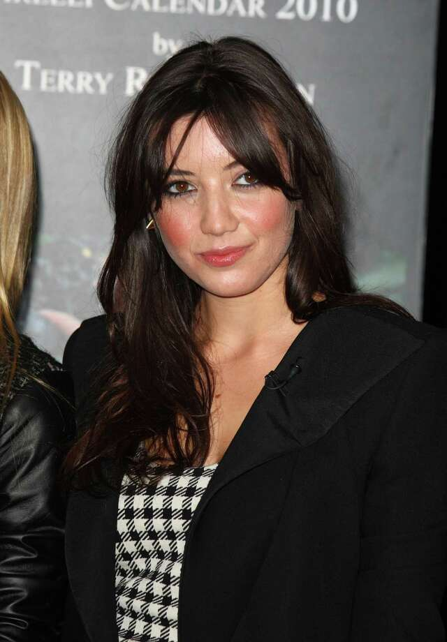 Daisy Lowe attends photocall to launch the 2010 Pirelli Calendar on November 19, 2009 in London, England.  Photo: Mike Marsland, Getty Images / WireImage