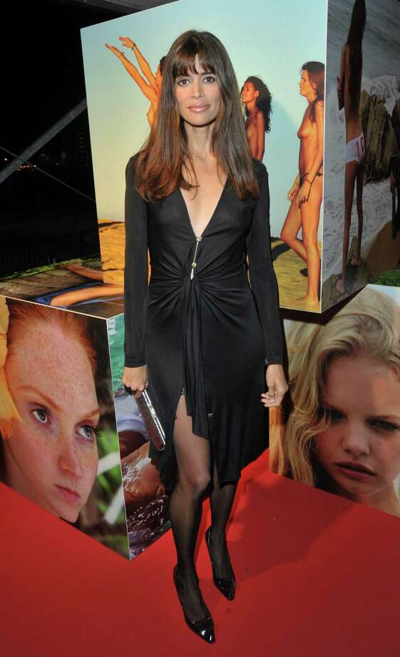 Lisa B attends the cocktail reception for the launch of the 2010 Pirelli Calendar at Old Billingsgate Market on November 19, 2009 in London, England. Photo: Jon Furniss, Getty Images / 2009 Jon Furniss