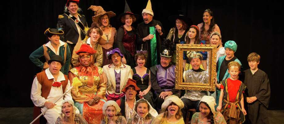 "The Town Players of New Canaan will stage ""Trouble In Pantoland"" by Sharon Hulm at the Powerhouse Performing Arts Center in Waveny Park Dec. 6, 7, 8, 13, 14 and 15. Photo: Contributed Photo, Contributed / New Canaan News Contributed"