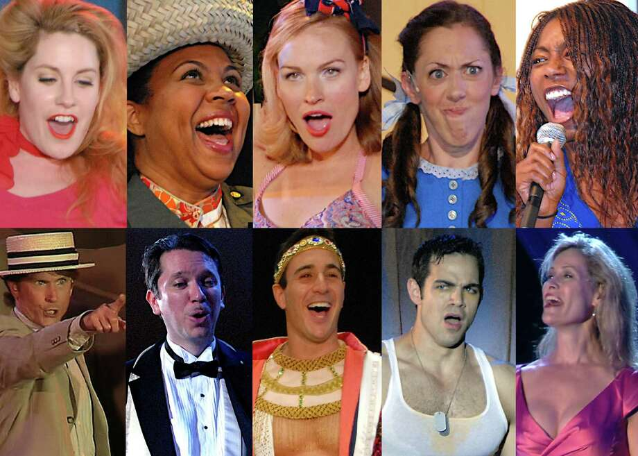 "More than 20 stars from Broadway and Fairfield County will perform in ""A Night of Stars in Concert"" Saturday, Dec. 7, to benefit the Summer Theatre of New Canaan. Photo: Contributed Photo, Contributed / New Canaan News Contributed"