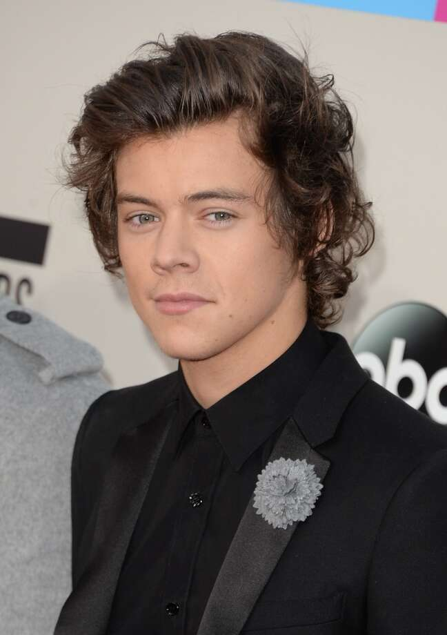 Singer Harry Styles of One Direction attends the 2013 American Music Awards at Nokia Theatre L.A. Live on November 24, 2013 in Los Angeles, California.  (Photo by Jason Merritt/Getty Images) Photo: Jason Merritt, Getty Images