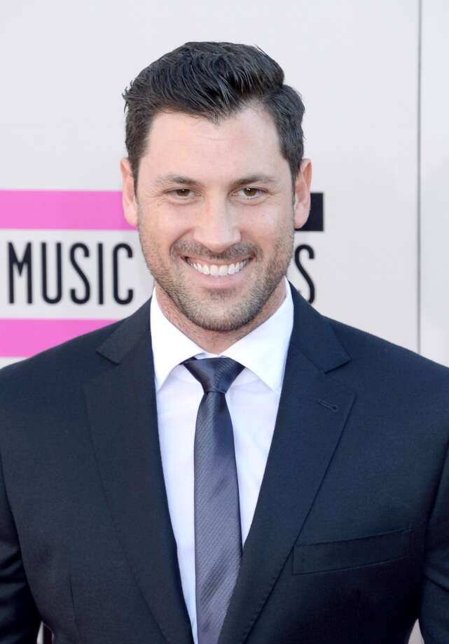 TV personality Maksim Chmerkovskiy attends the 2013 American Music Awards at Nokia Theatre L.A. Live on November 24, 2013 in Los Angeles, California.  (Photo by Jason Kempin/Getty Images) Photo: Jason Kempin, Getty Images