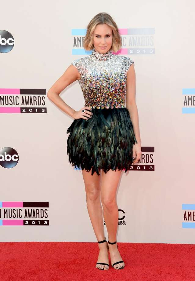 TV personality Keltie Knight attends attends the 2013 American Music Awards at Nokia Theatre L.A. Live on November 24, 2013 in Los Angeles, California.  (Photo by Jason Merritt/Getty Images) Photo: Jason Merritt, Getty Images