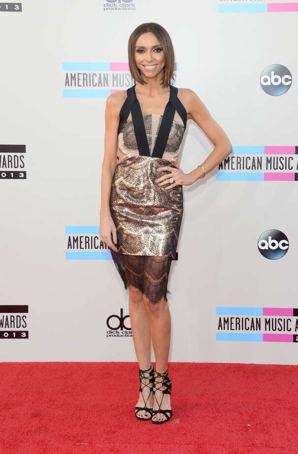 TV personality Giuliana Rancic attends the 2013 American Music Awards at Nokia Theatre L.A. Live on November 24, 2013 in Los Angeles, California.  (Photo by Jason Merritt/Getty Images) Photo: Jason Merritt, Getty Images