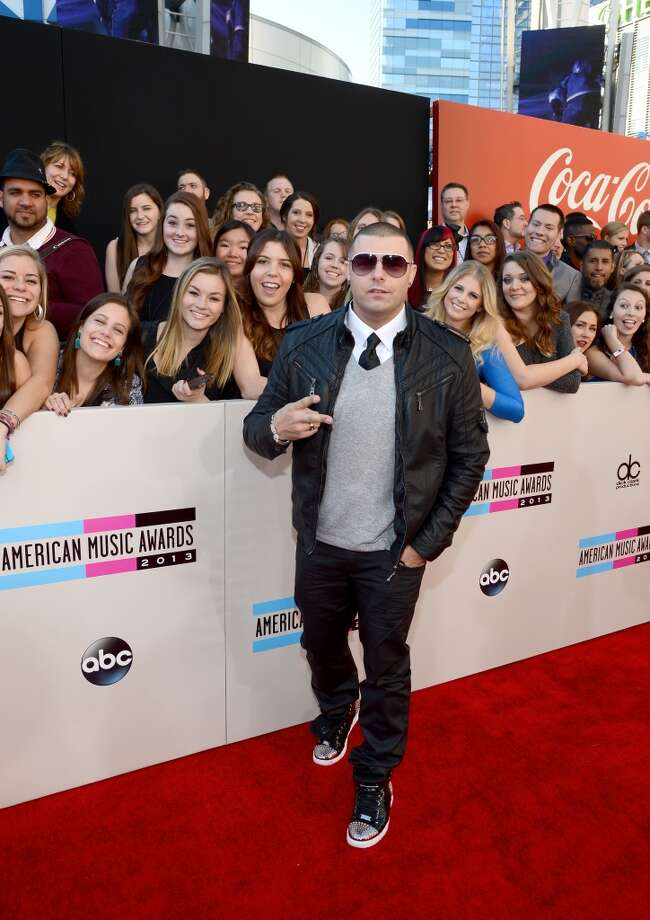 Singer/songwriter Ricky J attends the 2013 American Music Awards at Nokia Theatre L.A. Live on November 24, 2013 in Los Angeles, California.  (Photo by Larry Busacca/AMA2013/Getty Images for DCP) Photo: Larry Busacca/AMA2013, Getty Images For DCP