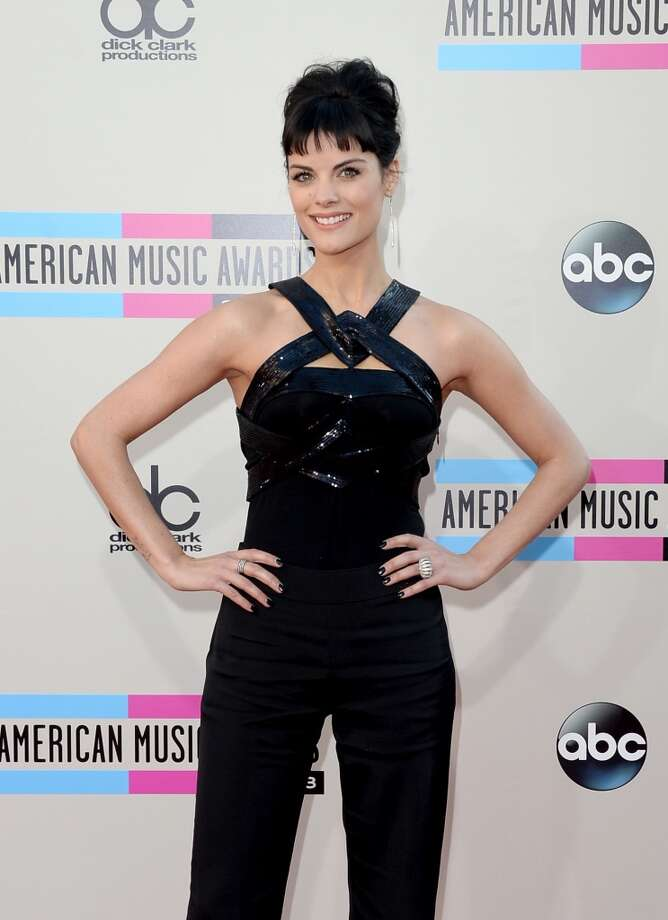 Actress Jaimie Alexander attends the 2013 American Music Awards at Nokia Theatre L.A. Live on November 24, 2013 in Los Angeles, California.  (Photo by Jason Merritt/Getty Images) Photo: Jason Merritt, Getty Images