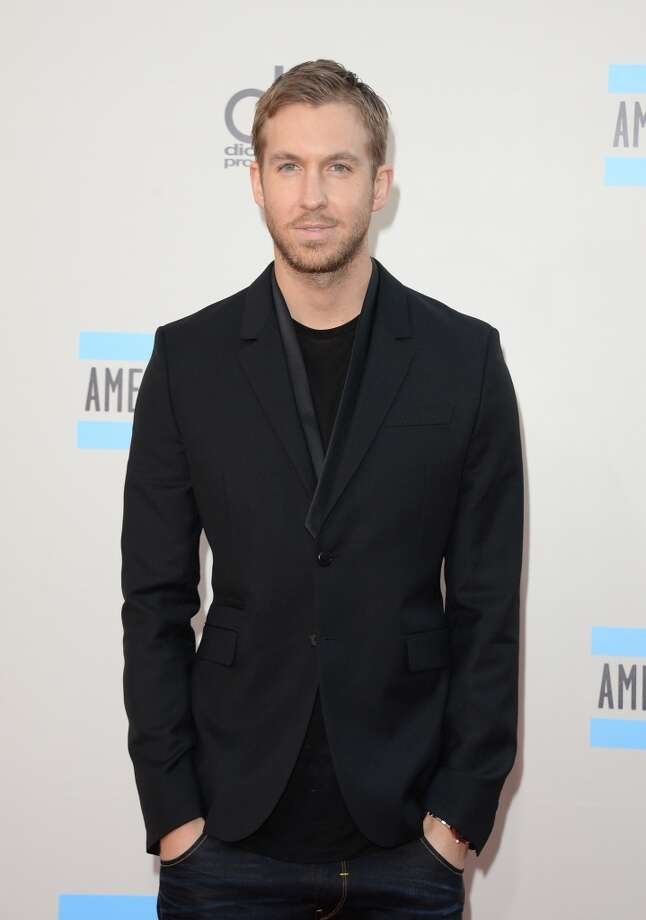 Recording artist Calvin Harris attends the 2013 American Music Awards at Nokia Theatre L.A. Live on November 24, 2013 in Los Angeles, California.  (Photo by Jason Merritt/Getty Images) Photo: Jason Merritt, Getty Images