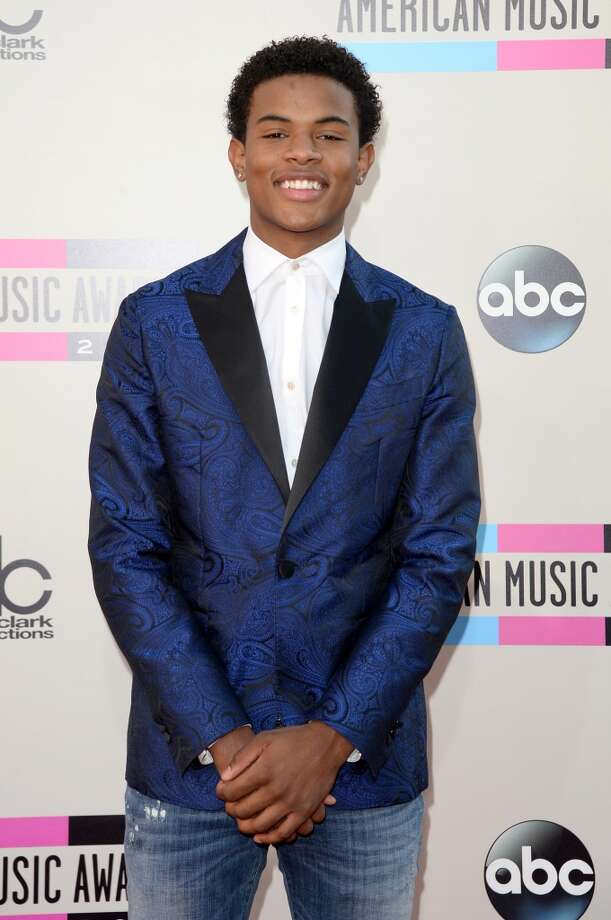 Actor Trevor Jackson attends the 2013 American Music Awards at Nokia Theatre L.A. Live on November 24, 2013 in Los Angeles, California.  (Photo by Jason Merritt/Getty Images) Photo: Jason Merritt, Getty Images