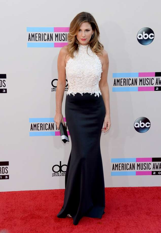 Television personality Daisy Fuentes attends the 2013 American Music Awards at Nokia Theatre L.A. Live on November 24, 2013 in Los Angeles, California.  (Photo by Jason Kempin/Getty Images) Photo: Jason Kempin, Getty Images